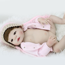 Bebê Reborn Igual Um Bebê De Verdade! Molde Victoria