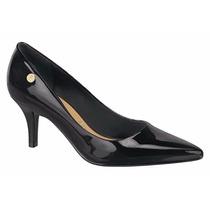 Sapato Scarpin Conforto Salto Baixo Vizzano 1185102