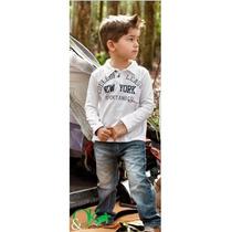 Conjunto Camisa Polo E Calça Jeans - Ok & Friends (8)