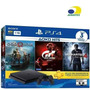Game Playstation Sony 4 Ps4 Play 4 Slim 1tb Hits Bundle 2115
