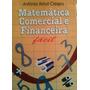 Matemática Financeira E Comercial