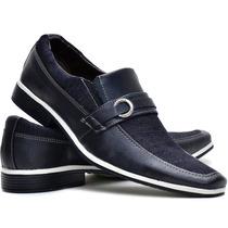 Sapato Social Masculino Super Luxo Promoção De Lançamento.
