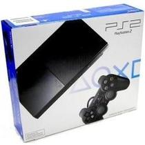 Playstation 2 Desbloqueado + 30 Jogos + 2 Controles + Memory