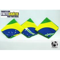 Frete Grátis! Bandeira Do Brasil Bandana Copa 2014 Fifa Cup!