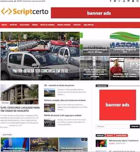 SCRIPT CERTO - Melinterest Brasil
