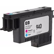 Cabeça De Impressão Hp 940 Magenta / Ciano 8000 E 8500
