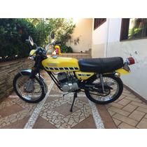 Yamaha Rd 75 1974