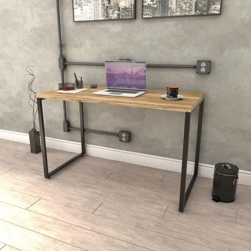 Escrivaninha De Escritório Office Estilo Industrial 1,20m