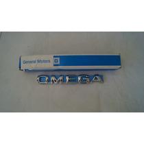 Emblema Da Tampa Do Porta Malas Original Gm Omega 98/98