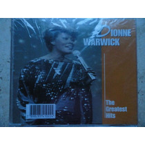 Cd - Dionne Warwick - The Greatest Hits