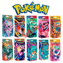 Pokemon Deck Xy Explosão Congelamento De Plasma Português
