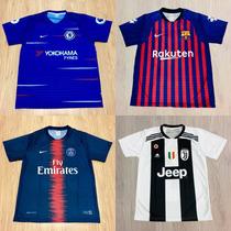 Busca Camisas de times europeus com os melhores preços do Brasil ... 27267186a62a4