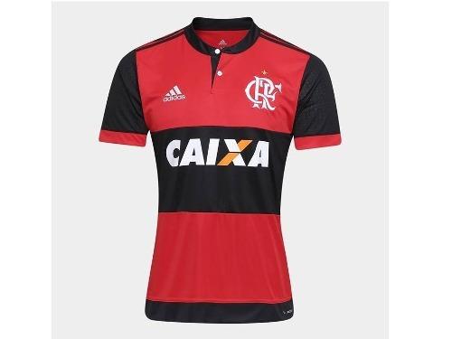 ecc83adce7 Camisa Flamengo Oficial Mengão Rj 2018 Promoção Frete Grátis
