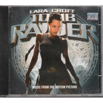 Cd Lara Croft Tomb Raider Music From The Motion Picture