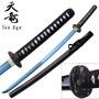 produto Espada Samurai Lâmina Azul Tr-031bl