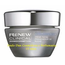 Lançamento - Avon Renew Clinical Creme Preenchedor Rugas 3d