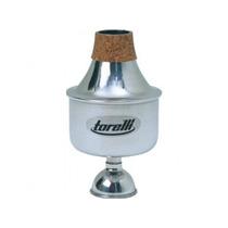 Surdina Torelli Ta115 Em Aluminio Polido P/ Trompete 6165