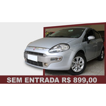 Fiat Punto 1.4 Attractive Flex 5p 2013/ Sem Entrada R$899,00