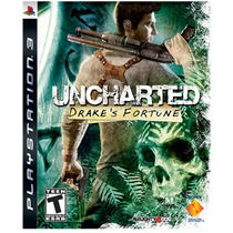 Ps3 Uncharted: Drakes Fortune [usado]