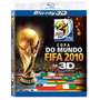 Blu-ray 3d - Copa Do Mundo 2010 Fifa - Original Lacrado