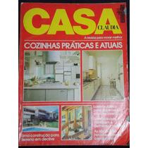 Revista Casa Cláudia- Maio De 1988