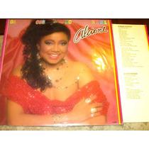 Lp Alcione - Da Cor Do Brasil (84)c/ Maria Bethania +encarte