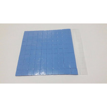 Thermal Pad Bga Chip Manta Processador 100 Unds 10x10x1,5mm