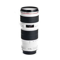 Lente Canon Ef 70-200mm F/4l Usm Nota + Garantia Temos Loja!