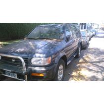 Quebra Mato Nissan Pathfinder 1996 1997 1998 1999