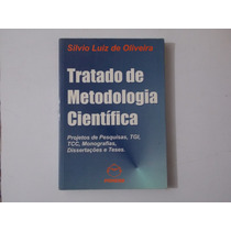 Livro Tratado De Metadologia Científica - Frete Grátis