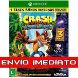 Crash Bandicoot Xbox One Midia Digital Crash