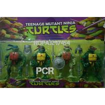 Kit Tartarugas Nos Ninjas