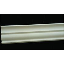 Moldura De Isopor 6cm 2,75 Metro Linear - Substitui O Gesso