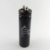 Capacitor Eletrolitico 10000uf 63v Giga Epcos