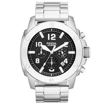 Relógio Fossil Cronógrafo Masculino Fs4926/1pn
