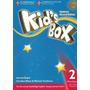 Kids Box American English 2 Workbook With Online Resources Original