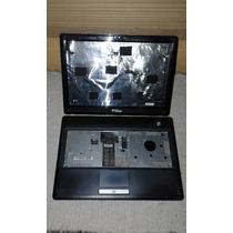 Carcaça Completa 4 Peças Note Philco Phn Serie 14000