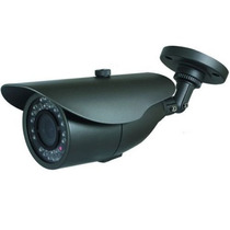 Câmera Segurança Ccd 1/4 850 Linhas 24 Leds Filtro Ircut