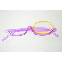 Óculos De Grau P/ Maquiar Colorido Fem +3,5 C62