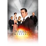 Coleção Serie Os Misterios De Murdoch - 09 Temporadas