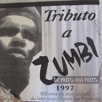 Disco Vinil, Tributos De Zumbi Dos Palmares, Raridade.
