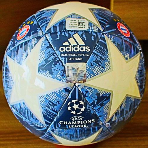 9b07625a43 Bola adidas Champions League Bayern Tamanho Oficial