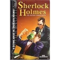 Livro O Último Adeus De Sherlock Holmes=melhoramentos= Sir