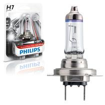 Par (02) Lâmpadas H7 Philips X-treme Vision Moto 3350k R1