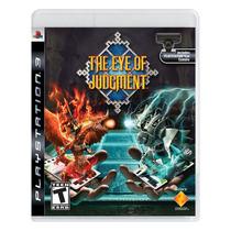Playstation 3 - Eye Of Judgment [somente O Jogo]