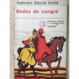 Livro Bodas De Sangre - Federico García Lorca