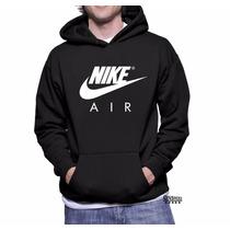Blusa Moleton Nike Air Customizada 100% Algodão