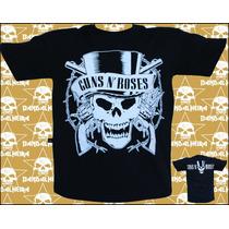Camisetas - Bandas - Rock Bandalheira Guns