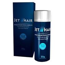 Jet Hair 25g Castanho Escuro Toppik Hair So Real Queratina