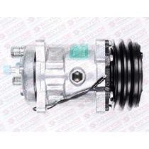 Compressor Ar Condicionado Sd5h14 8 Orelhas Polia 2a 12volts